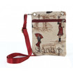 Tapestry Travel Wallet Rendezvous - Signare www.the-village-square.com MPN:  TRWT-RDV