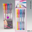 TOPModel Glitter Gelpen Set www.the-village-square.com EAN: 4010070200848