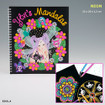 Ylvi's Magic Mandala Colouring Book www.the-village-square.com EAN:  4010070270179