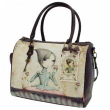 Santoro Eclectic Gorjuss Mirabelle Handbag If Only http://www.the-village-square.com/ 5018997407288