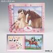 Horses Dream Pocket Colouring Book D