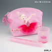 My Style Princess Toilet Bag With Toothbrush Box And Cup www.the-village-square.com EAN: 4010070271619
