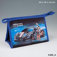 Monster Cars Wash Bag www.the-village-square.com EAN: 4010070271985