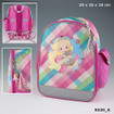 My Style Princess Backpack with Reflecting Material www.the-village-square.com EAN:  4010070271855