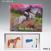 Miss Melody Colouring Book www.the-village-square.com EAN: 4010070291587