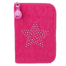 Top ModelFilled Pencil Case - Silver www.the-village-square.com EAN: 4010070286569