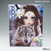 Create Your Fantasy Model Colouring Book www.the-village-square.com EAN: 4010070304065