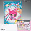 Create Your Minimoomi Sticker and Colouring Book  www.the-village-square.com EAN: 4010070304096