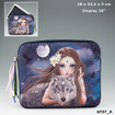 Fantasy Model Tablet Case www.the-village-square.com EAN:  4010070319083