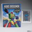 ROBO Designer - Colouring Book www.the-village-square.com EAN: 4010070309909