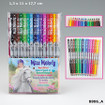 Miss Melody Coloured Pencil - 15 Colours www.The-Village-Square.com EAN: 4010070321000