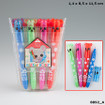 House of Mouse Glitter Gel Pen Set - 4 Colours www.the-village-square.com EAN:   4010070320560