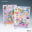 Sweet Home Stickers  Create Your Sweet Home Colouring Book www.the-village-square.com