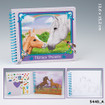 Horses Dream Pocket Colouring Book www.the-village-squate.com EAN: 4010070229122
