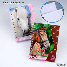 Horses Dreams Spiral Books B - Set of 2 www.the-village-squate.com EAN: 4010070218119