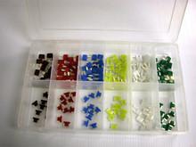 Fuse Assortment - 180 mini fuses