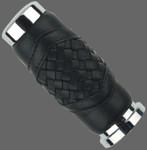 Black Braided Grip