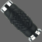 Black Braided Grip