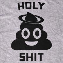 Holy Shit Emoji T-Shirt