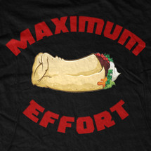 Maximum Effort Deadpool T-Shirt