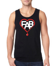 Team Fab Mens Tank Top