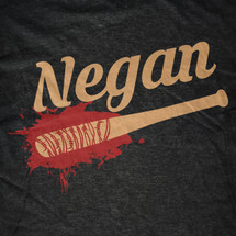 Negan Walking Dead Tee