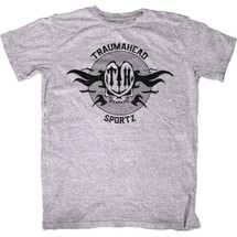 TRAUMAHEAD Sport Grey T-Shirt