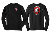 TRAUMAHEAD 2 Sided Long Sleeve T-Shirt