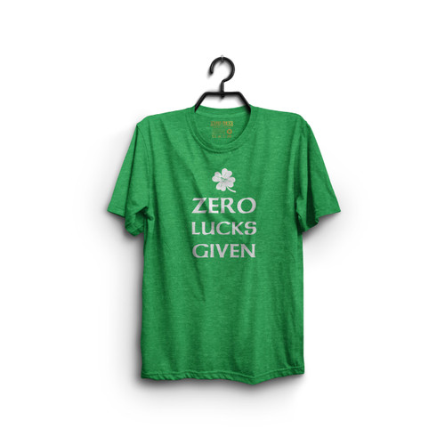 Zero Lucks Given T-Shirt