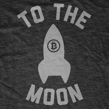 Bitcoin, To The Moon!