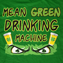 Mean Green T-Shirt