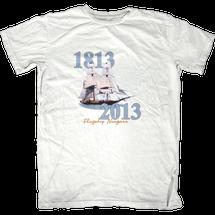 1813-2013 Flagship Brig Niagara T-Shirt