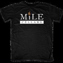 6 Mile Cellars Orange 6 Mens T-Shirt