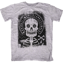 Sugar Skull Skeleton T-Shirt