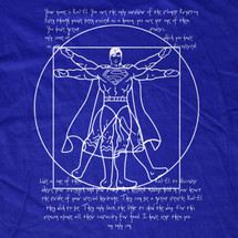 Vitruvian Superman T-Shirt