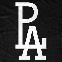 LA Dodgers PA Style T-Shirt