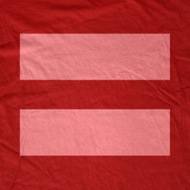 Equal Rights Symbol T-Shirt