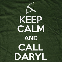 Keep Calm and Call Daryl T-Shirt