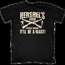 Hershel's Farm T-Shirt