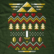 Woodland Hero Ugly Sweater