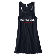 #GIRLBOSS Flowy Racerback Tanktop
