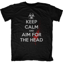Aim for the Head Zombie Biohazard Clearance