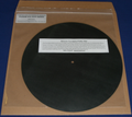 SRM Tech Extra Thick & Heavy Silicone Turntable Platter Mat