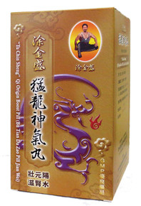 Qi Origin Herbal Formula 猛龍神氣丸