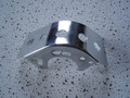 Universal Chrome Clutch Guard / Chain deflector