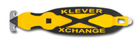 Klever Xchange with Pre-loaded Kurve Blade