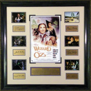 The Wizard of Oz - Multi Photo Collage Framed