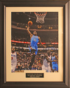 Kevin Durant Oklahoma Thunder Color Photo