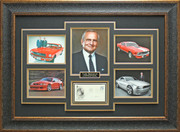 Lee Iaccoa Signed Photo
