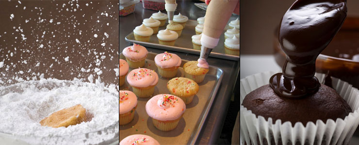 Cupcake Baking Classes